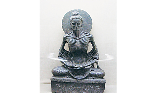 Peshawar Buddha to be displayed at Swiss expo