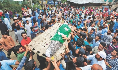 Militancy in Kashmir changing character: Indian citizens' group