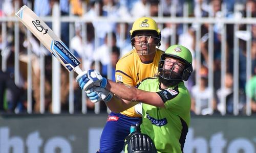 Devcich stars for Lahore Qalandars with 42-ball 70