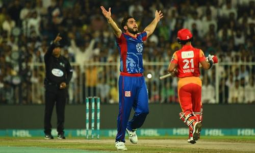 Karachi Kings have one foot in PSL 2018 play-offs as Multan's hopes flail