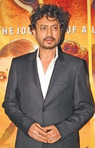 Irrfan Khan reveals battle with rare tumour