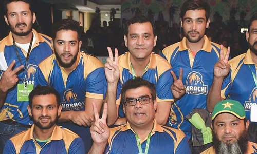 Comment: Karachi Kings — the PSL franchise hated by many of its own
