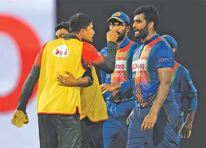 Shakib, Nurul fined over bad behaviour in Sri Lanka T20