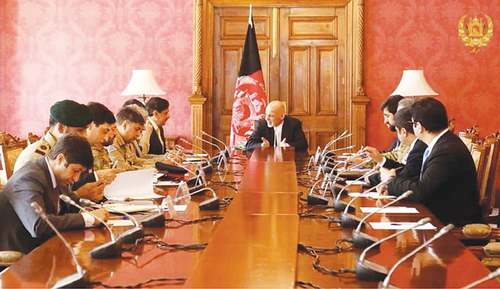 Afghan president invites Abbasi for talks to repair ties