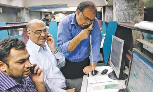Stocks pare gains in volatile week