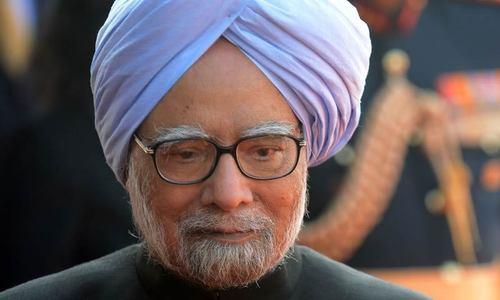 Former PM Manmohan Singh blames Modi govt for deteriorating situation in India-held Kashmir