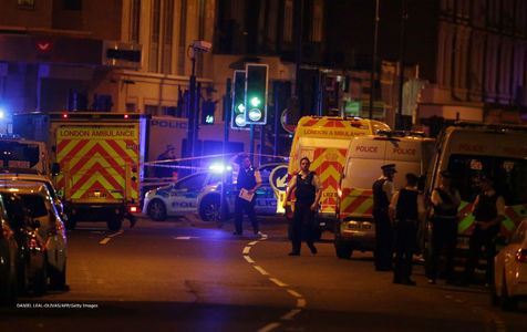 At least 13 hurt after car rams into nightclub in Britain