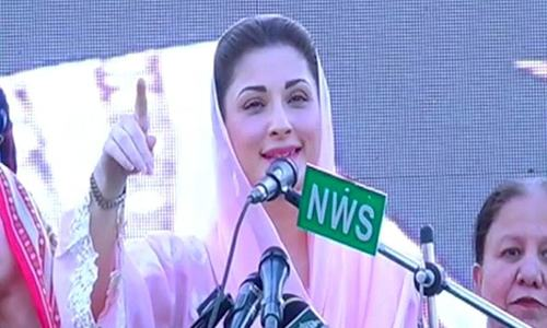 Senate elections an insult to sanctity of vote: Maryam Nawaz
