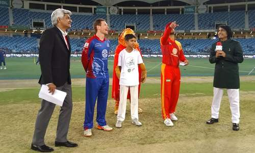 PSL final is the prize as Karachi Kings face Islamabad United in qualifier