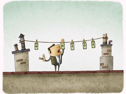 Money laundering, forex firms and remittances
