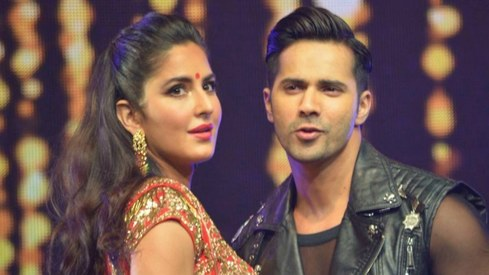 Katrina Kaif and Varun Dhawan are teaming up for India's biggest dance film