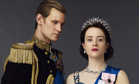 The Crown's Matt Smith urged to donate pay gap to Time's Up movement