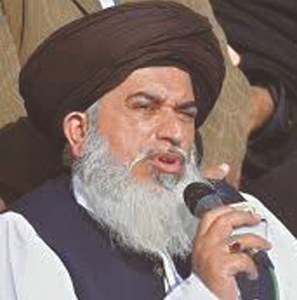 Arrest of cleric behind Faizabad sit-in ordered
