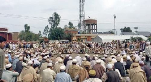 Kukikhels rally to seek IDP status, repatriation