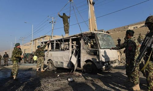At least 4 killed in blast near Hekmatyar's rally