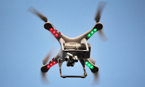 Police teams 'needed' for drones in China