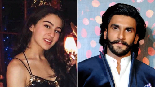 Sara Ali Khan will be starring opposite Ranveer Singh in Simmba