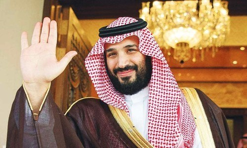 Saudi crown prince seeks the Kingdom's image makeover in US marathon tour