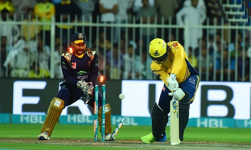 Quetta Gladiators win the toss, opt to field first against Peshawar Zalmi