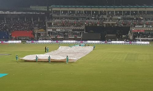 Rain interrupts PSL Eliminator between Quetta Gladiators and Peshawar Zalmi