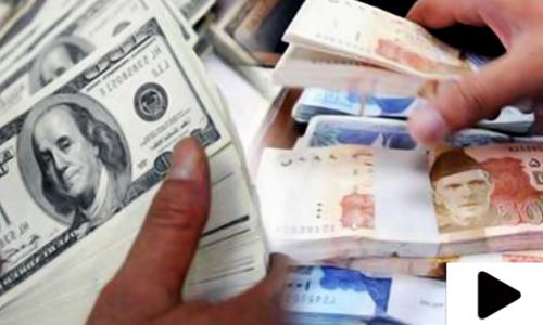 ڈالر تاریخ کی بلند ترین سطح پر پہنچ گیا، 'حکومت ذمہ دار'