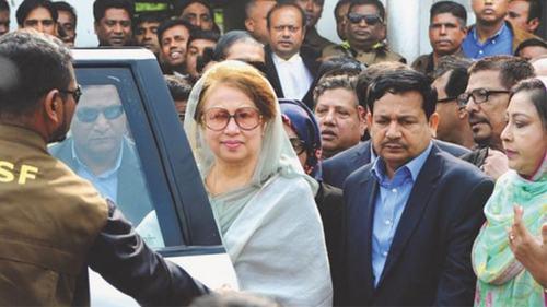 Bangladesh gets set for December's crucial parliamentary polls