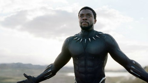 Black Panther most tweeted-about movie of all time