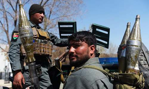 26 killed in Kabul as IS suicide bomber targets Nauroz celebrations
