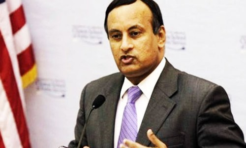 Case filed against Haqqani for 'crimes against solidarity, security of state'