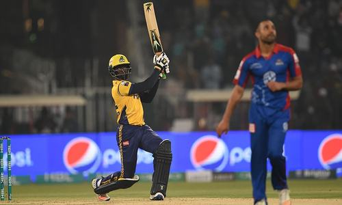 Karachi Kings need 171 runs to stay alive in PSL 2018