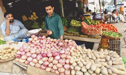 Retailers overcharging consumers despite low vegetable prices