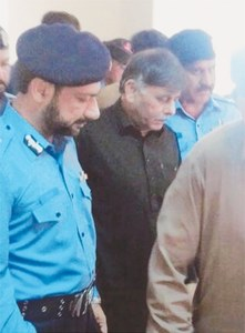 Swaggering Rao Anwar arrested in SC