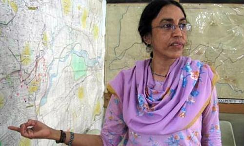 JIT links Perween Rehman's murder with land grabbing