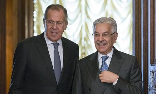 Pakistan, Russia concerned over growing IS threat