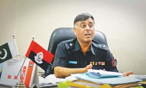 ATC judge orders police to produce former SSP Malir Rao Anwar