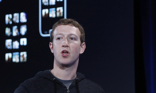 Zuckerberg admits Facebook made mistakes