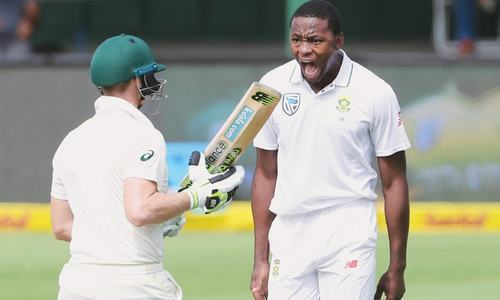 Rabada verdict another source of conflict in spicy series