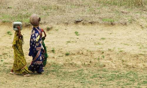 How Sindh is struggling to respond to climate change challenges