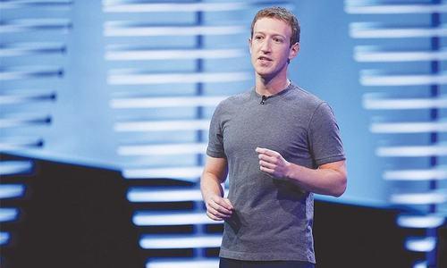 Can Zuckerberg's media blitz take the pressure off Facebook?