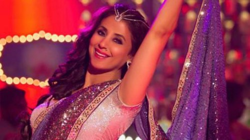 Urmila is making a comeback with a song in Irrfan Khan's Blackmail