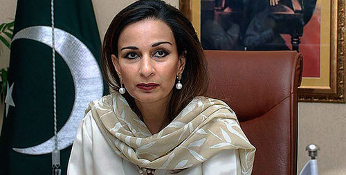 PPP's Sherry Rehman declared Leader of the Opposition in Senate