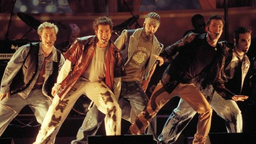 'N Sync will reunite to receive star on Hollywood Walk of Fame