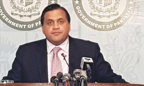 Pakistan asks Kabul, RSM to 'do more' against terror sanctuaries in Afghanistan