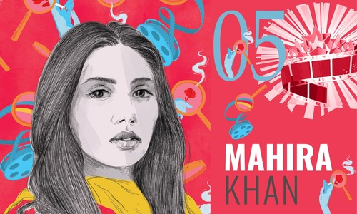 Mahira Khan: Personal poise and public grace