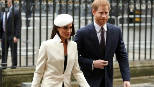 600 invited to Prince Harry and Meghan Markle's wedding