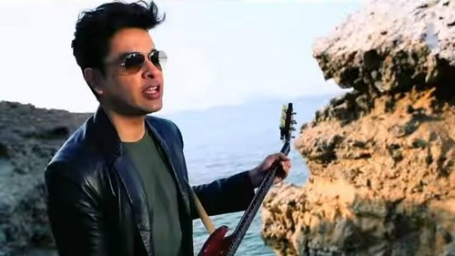 Shehzad Roy will be awarded his second Sitara-e-Imtiaz today
