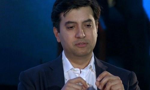 اسٹاک میں ہیر پھیر: علی جہانگیر صدیقی سے نیب کی پوچھ گچھ