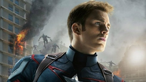 Chris Evans hints at retiring his shield as Capain America