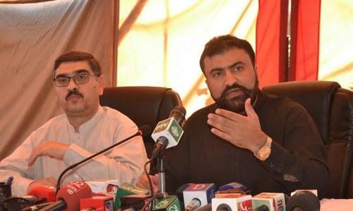وزیرداخلہ بلوچستان سرفرازبگٹی کا نئی جماعت بنانے کااعلان