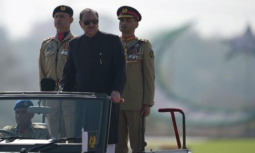 President Mamnoon confers civil awards on Yaum-i-Pakistan